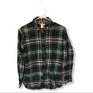 H&M Button Down Flannel